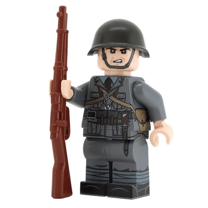 WW2 Italian Army Rifleman