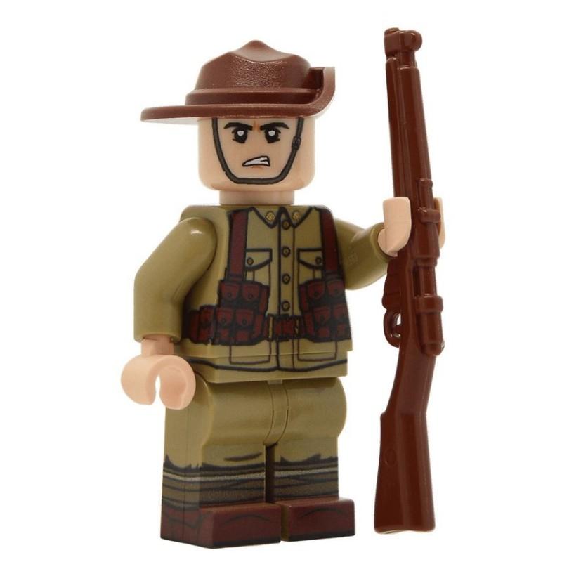 WW1 Anzac Soldier