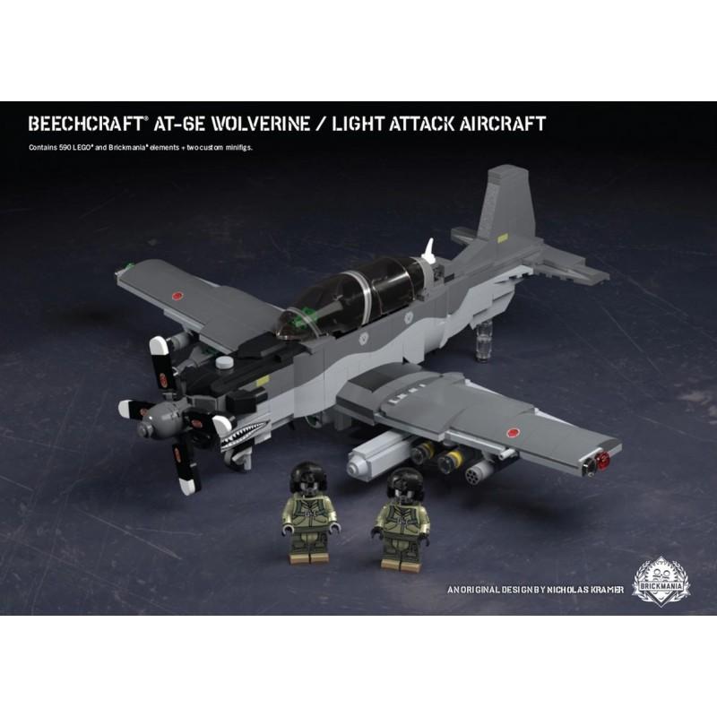Beechcraft® AT-6E Wolverine