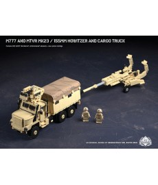 M777 and MTVR MK23