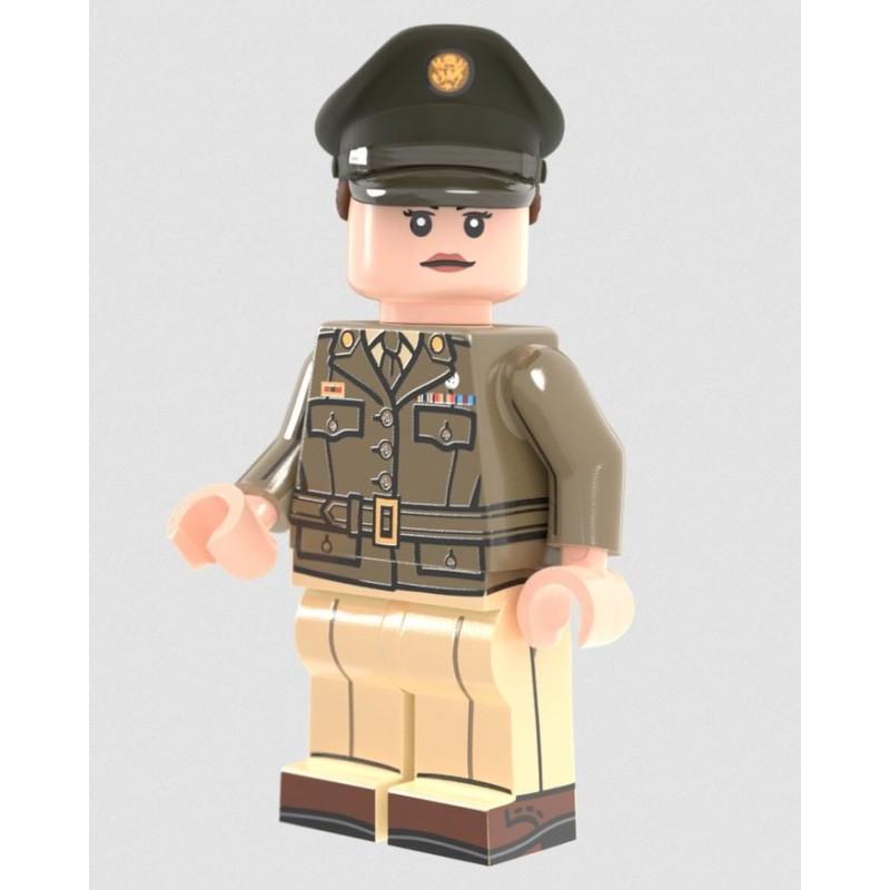 US Army Green Service Uniform - Female