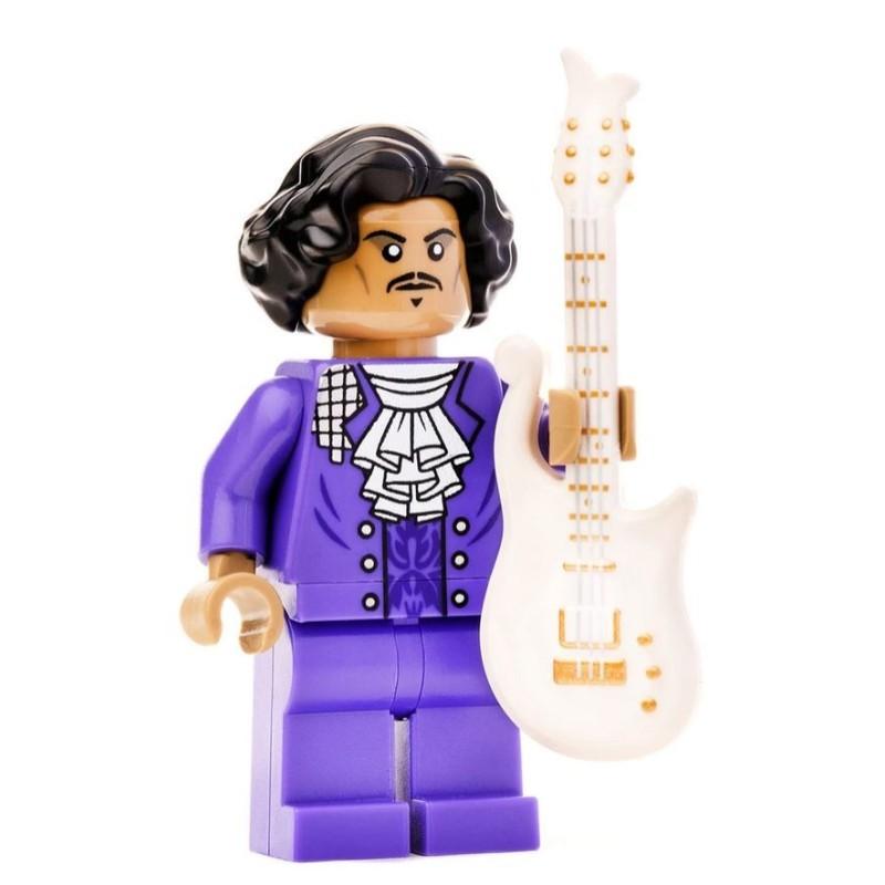 Purple Guitar Royalty