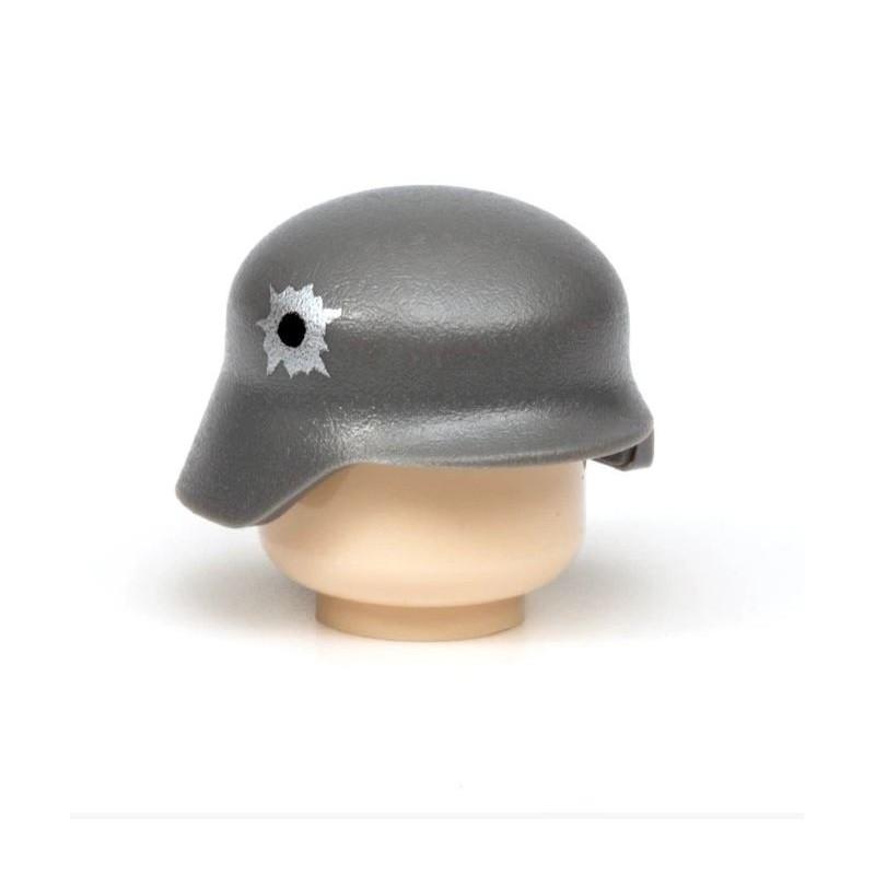 Citizen Brick - Bullet Hole - Stahlhelm