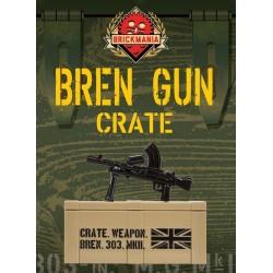 BrickArms® Bren Gun Crate