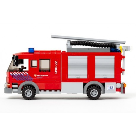Dutch Fire engine truck