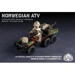 Six-Wheel ATV