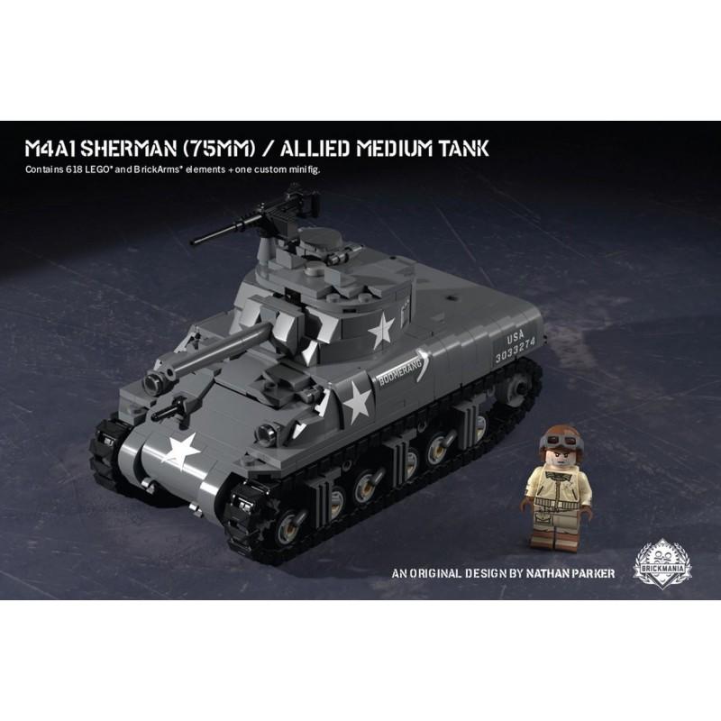 M4A1 Sherman (75mm)