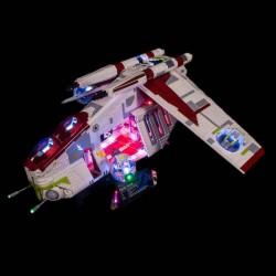 LEGO Star Wars UCS Republic Gunship 75309 Light Kit