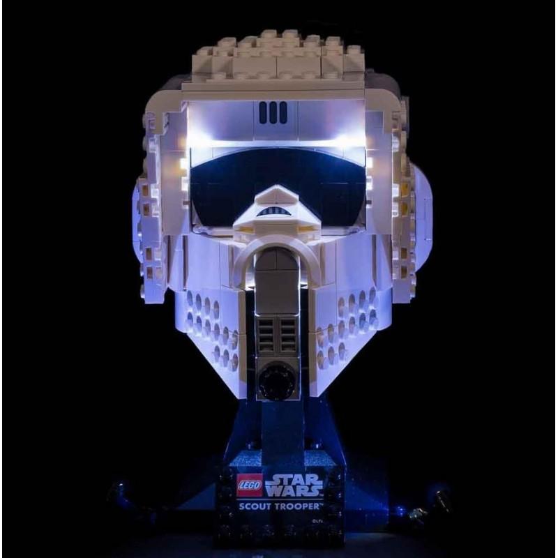 LEGO Scout Trooper Helmet 75305 Light Kit