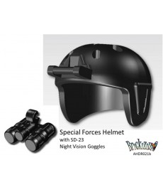 Special Forces Helmet with SD-23