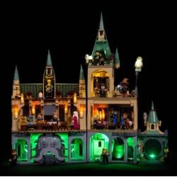 LEGO Hogwarts Chamber of Secrets 76389 Beleuchtungs Set