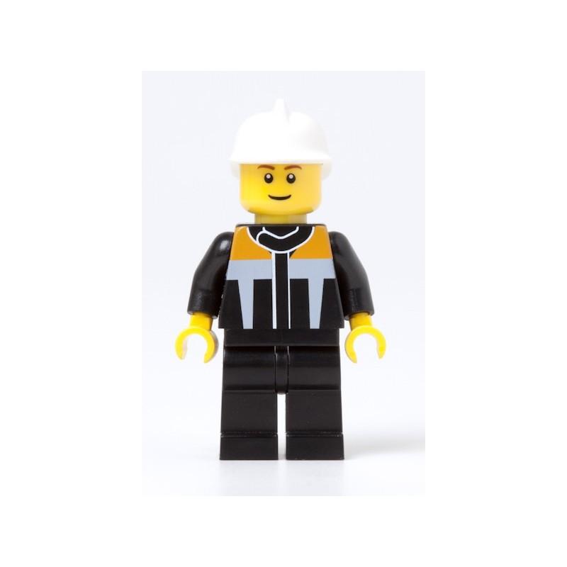 Niederländische Feuerwehrmann