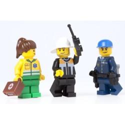 Niederländische Rettungsdienst Set