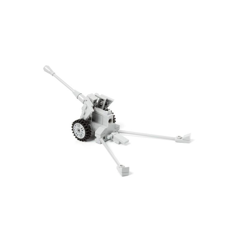 Lego 7.5 cm Pak 40: Antitank Kanone