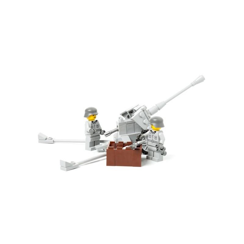 Pak 40: Antitank Gun Team