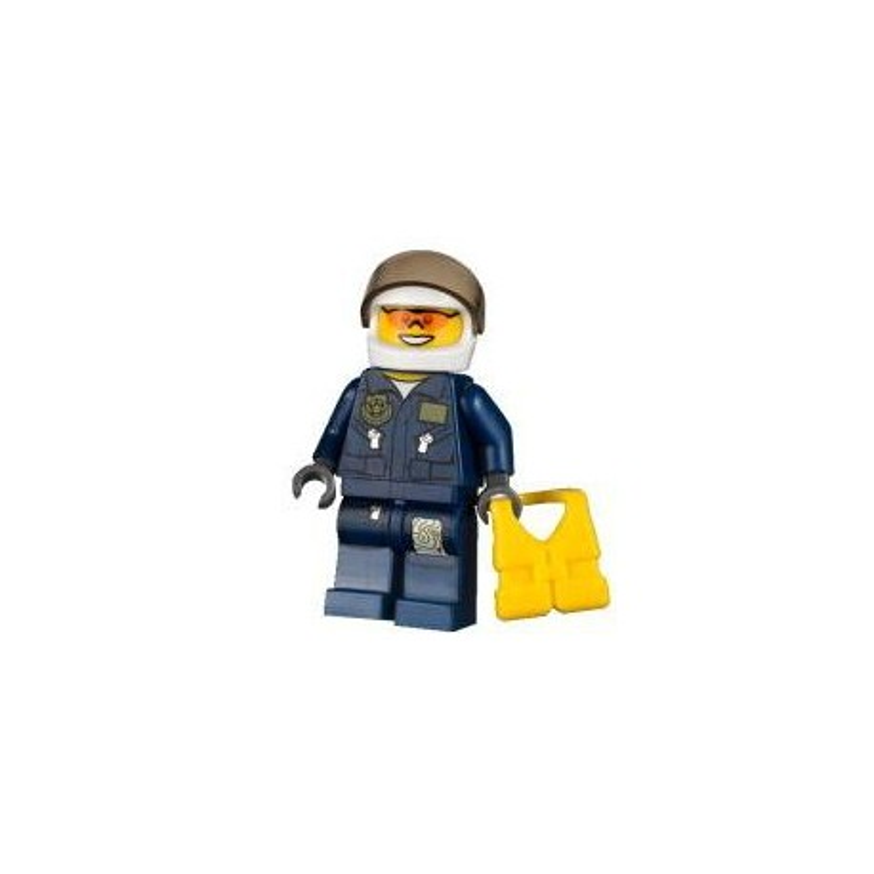 LEGO © Police Pilot