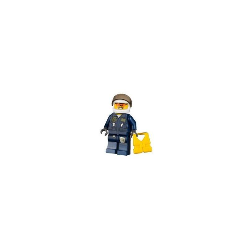 LEGO © Polizei Pilot
