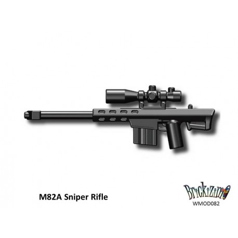 M82A Sniper Rifle