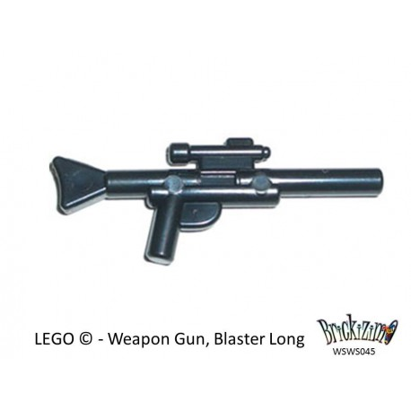 LEGO © - Weapon Gun - Blaster Long