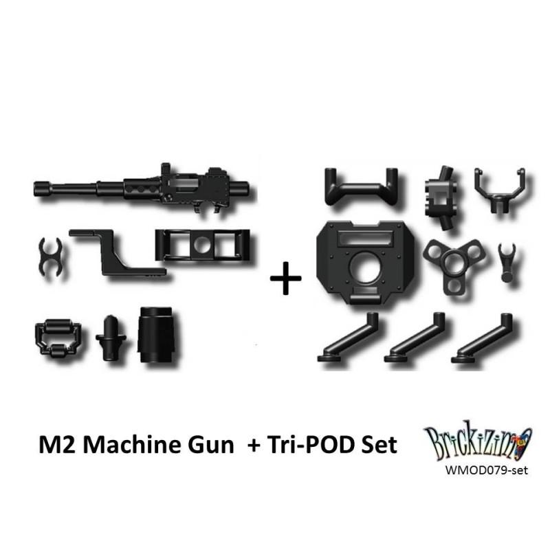 M2 Machine Gun + TriPod