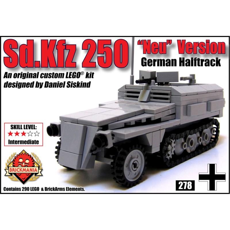 """Sd.Kfz 250 """"Neu"""" Version"""