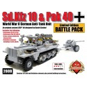 Sd.Kfz 10 & Pak 40 Battle Pack