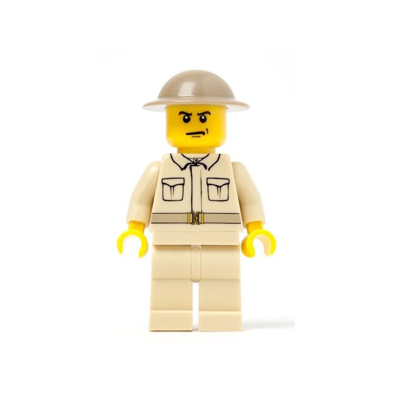 Britische Armee Soldat