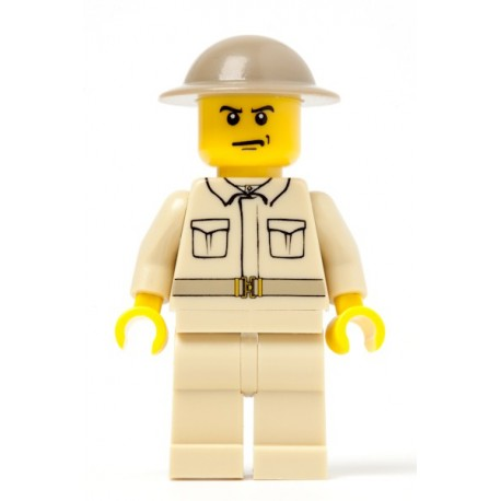 British Army Soldier