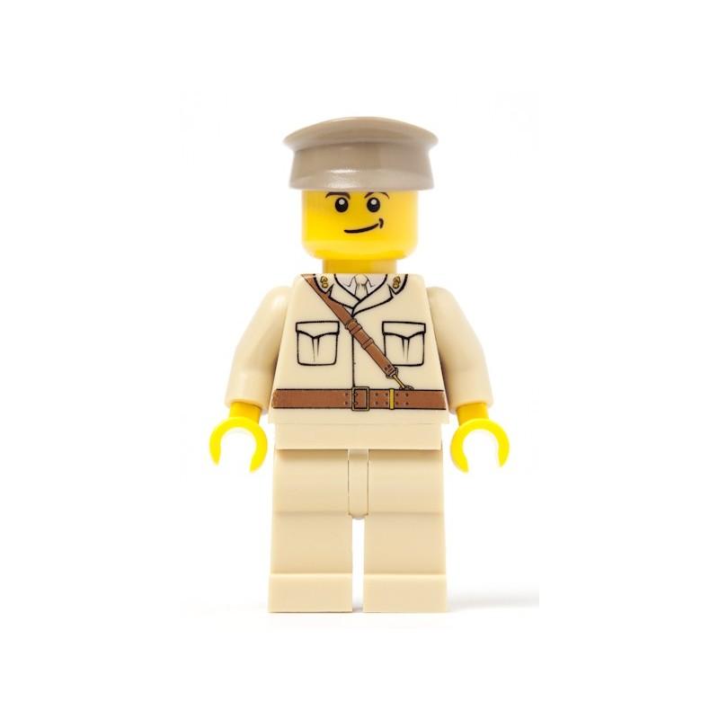 Britische Armee Offizier