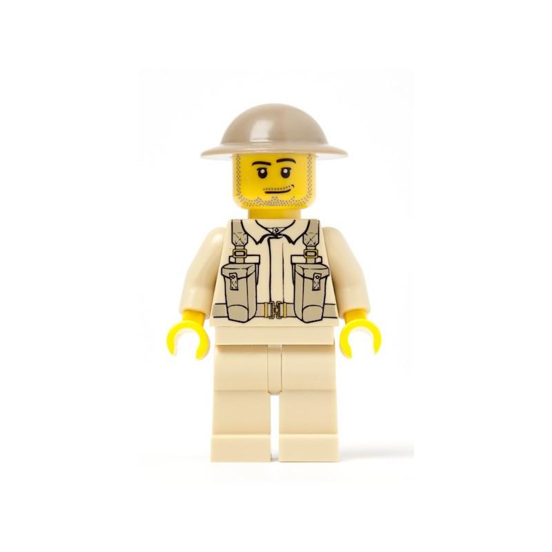 Britische Armee Infanterie Soldat