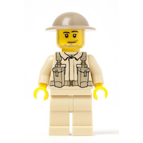British Army Infantry Soldier