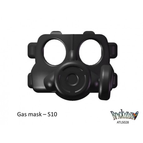 Gas Mask - S10