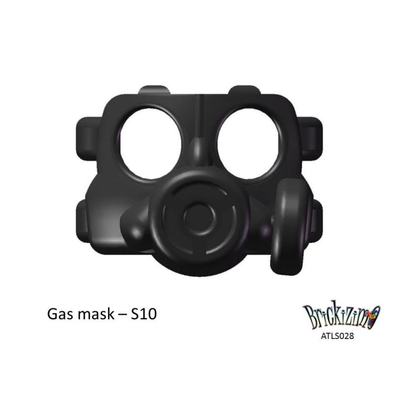 Gasmasker - S10