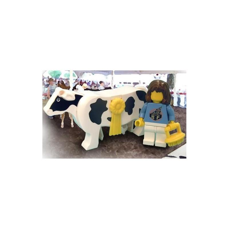 Koe - Wit (Holstein)