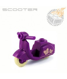 Scooter / Roller - Schmetterling