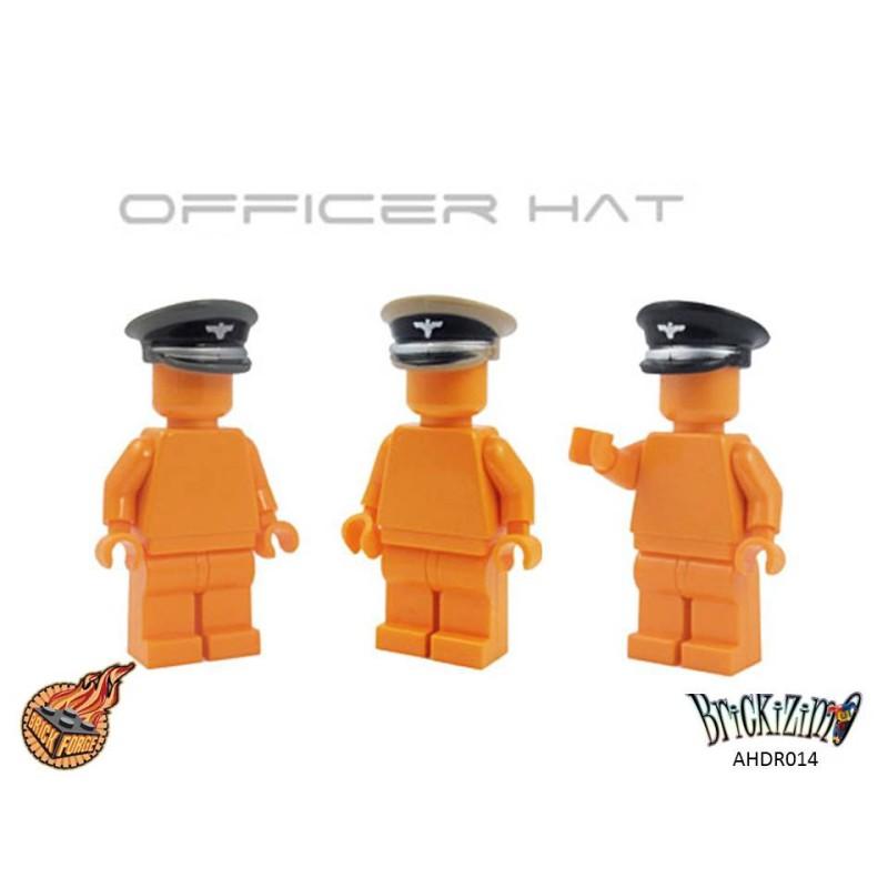 Duitse officiers hoed