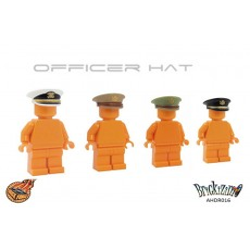 Amerikaanse officiers hoed