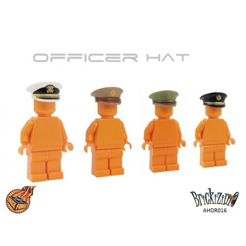 Amerikanischen Offizier Hut