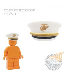 American Officer Hat - (USMC)