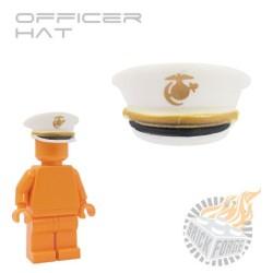 Amerikanischen Offizier Hut - (USMC)