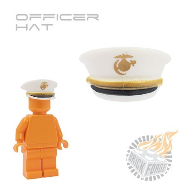 American Officer Hat - (USMC)