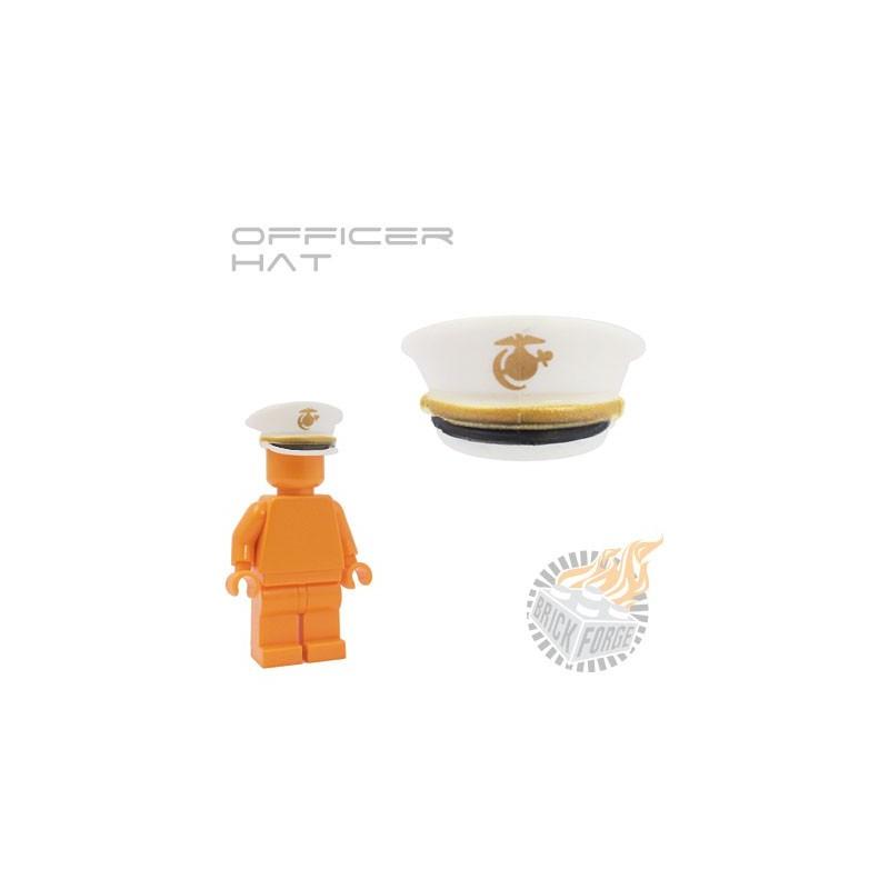 Amerikaanse officiers hoed - (USMC)