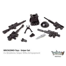 BRiCKiZiMO Sniper set
