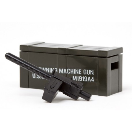 BrickArms Crate M1919