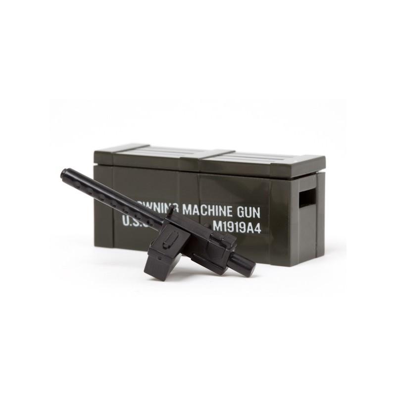 BrickArms Kist M1919