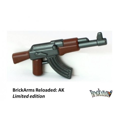 BrickArms Reloaded: Overmolded AK-47