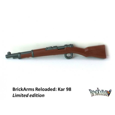 BrickArms Reloaded: Kar98