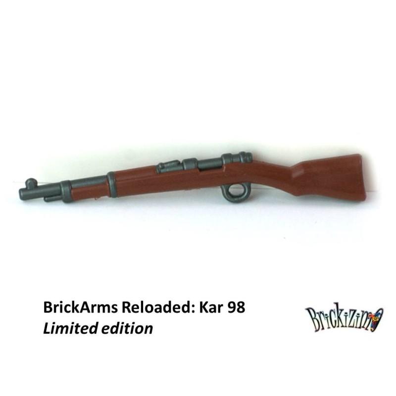 BrickArms Reloaded: Kar98