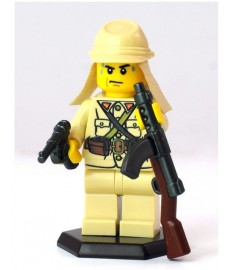 Japanese MG Soldier