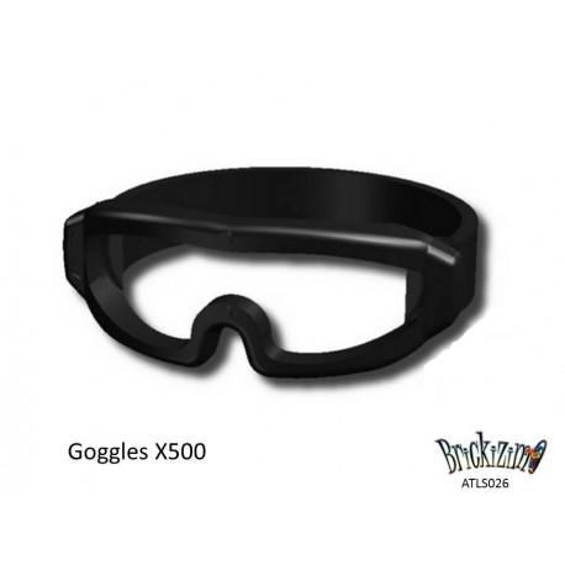 Brille - X500